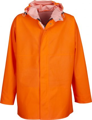 Guy Cotten Gamvik Fluorescent Orange Jacket