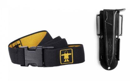Guy Cotten Elastic Belt and Knife Holder Sheath