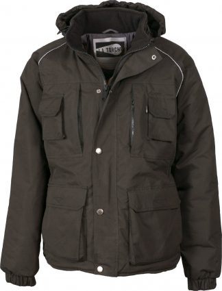 Guy Cotten Parka Coat