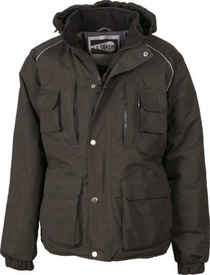 Guy Cotten Parka Coat