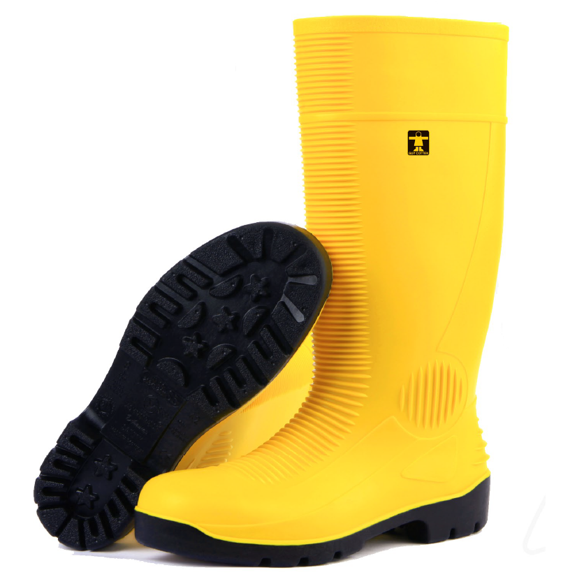 GUY COTTEN THERMO BOOTS ORANGE SAFETY TOE