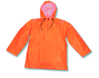 66 NORTH SLOPPY TOP  SMOCK WATERPROOF FOR FISHING OR SAILING.