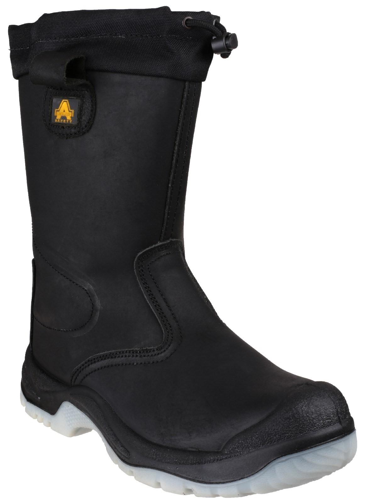 f42b7f14481 Amblers FS209 Safety Rigger Boot