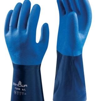 Showa 720R Nitrile Chemical Glove