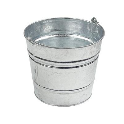 9 Litre Galvanised Steel Bucket BK9