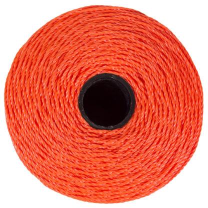 6mm Orange Rope (220 meters)