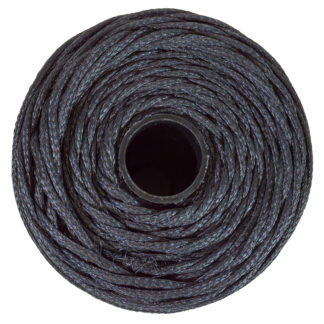 6mm Black Rope (220 meters)