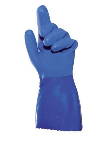 Mapa Telblue 351 PVC Gloves